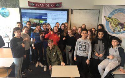 Heerenlanden College gaat all the way!